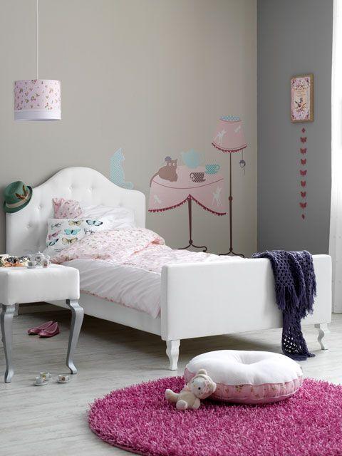 Habitaciones infantiles decoradas en gris | Decoratrix | Decoración, diseño e interiorismo