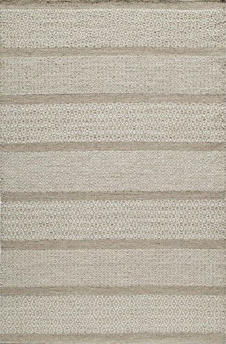 Momeni Rugs Contemporary Area Rug Mesa Collection MES-9 Beige 5'x8'