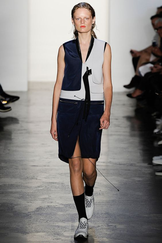 Tim Coppens Spring-Summer 2015 Ready-to-Wear, shown September 2014