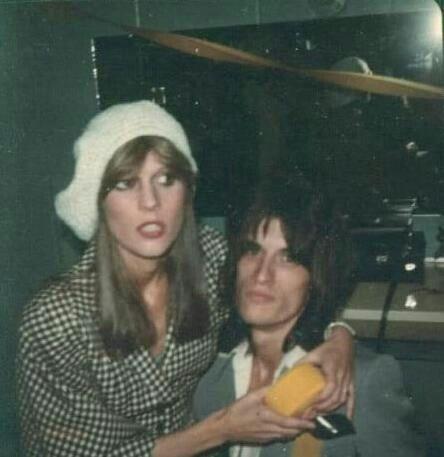 Elyssa & Joe Perry