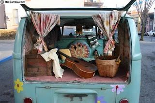 1966 VW movie bus from Taking Woodstock