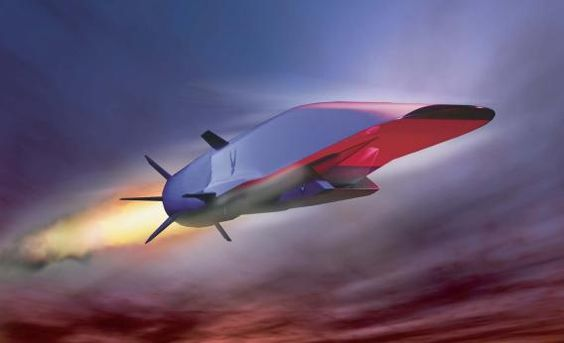 Heck Yeah ....  NY to London in an hour - testing a new plane that goes 3,500 mph  . X-51A_Waverider