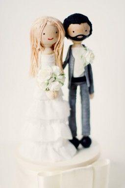 Torte-Hochzeit-Deko-Figuren-Paerchen-Hippster