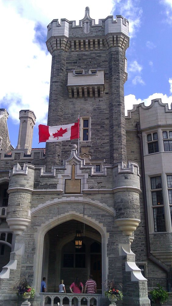 Pinterest the world s catalog of ideas for Casa loma mansion toronto