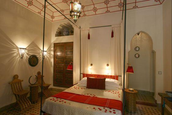 Romantisches Hotel Riad Kaiss, Marrakesch, Marokko   Escapio