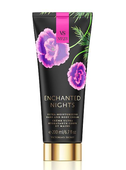 Enchanted Nights Ultra-moisturizing Hand and Body Cream VS Fantasies