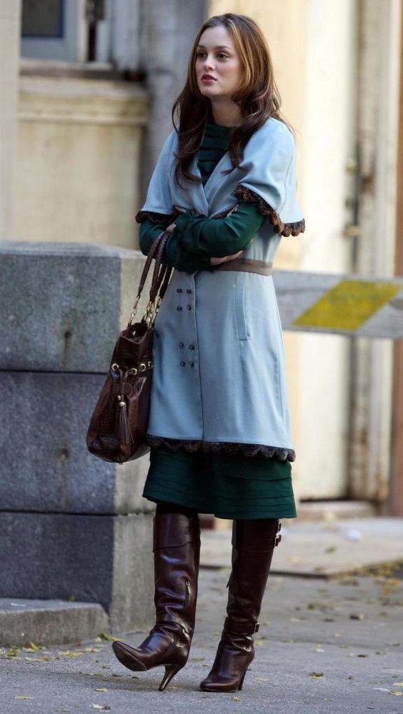 Blair Waldorf - Alexandra Vidal dress. Sretsis dress worn ...