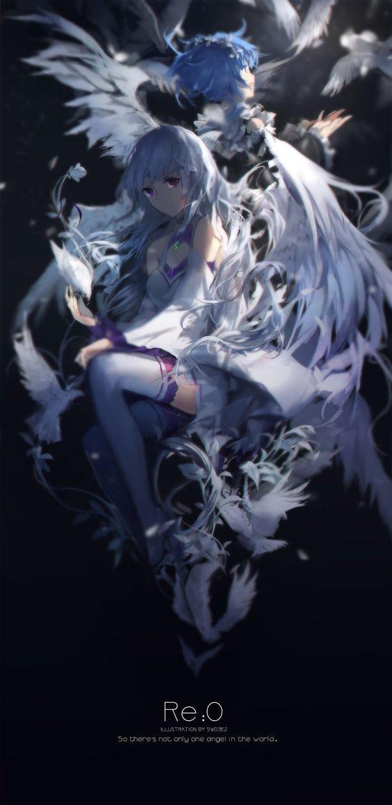 Re Zero Kara Hajimeru Isekai Seikatsu Wallpaper Rezerokarahajimeruisekaiseikatsu Cosplayclass Anime Anime Artwork Re Zero Kara Hajimeru Isekai Seikatsu