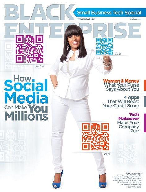 March 2012: Social Media Can Make You Millions, with Pookalita's Dawn Fitch