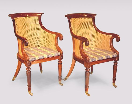 Bergere Chairs- French