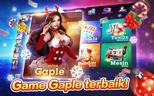 Cheat Domino Gaple Online Android
