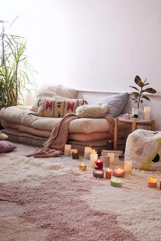 Urban Outfitters Coziest Ever Plush Daybed Cushion