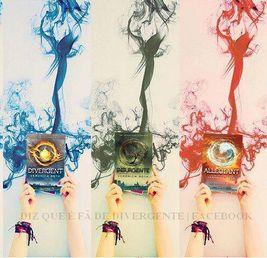 Divergent Trilogy <3