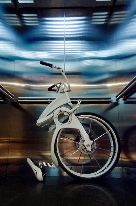GI Bike le nouveau vélo électrique pliable intelligent