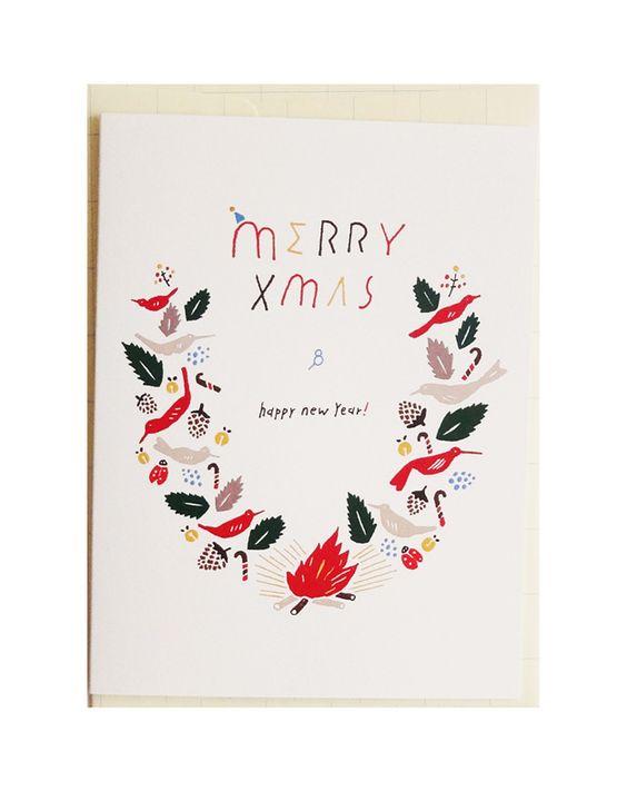 Merry Xmas Cards