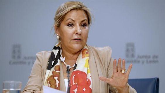 La vicepresidenta de la Junta de Castilla y León Rosa Valdeón triplica la tasa de alcoholemia en un control
