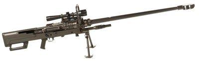 Homemade Defense: Denel NTW-20 20mm Rifle