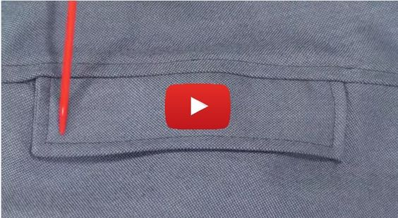 In this topstitching tips video tutorial by Fashion Sewing Blog TV, you'll learn how to use tape to ensure that your topstitching looks flawless. -Sewtorial