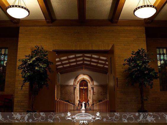 Ceremony: St. Monica Parish. Photo by: FRPhoto