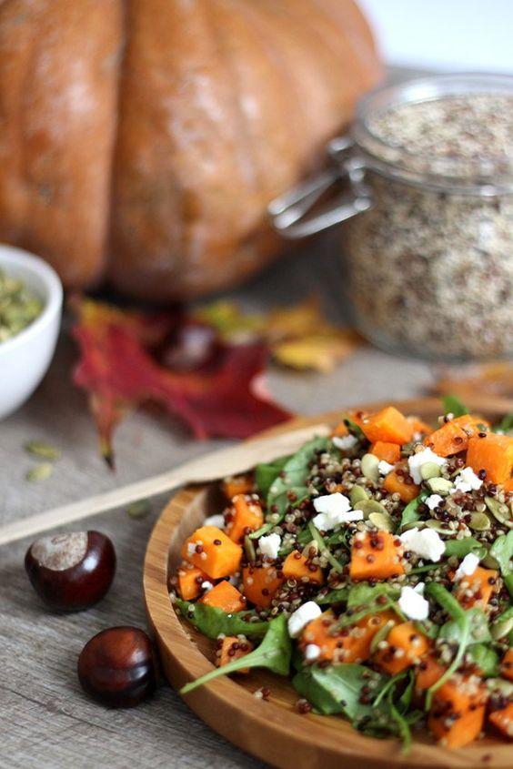 La salade d'octobre de Bonjour Darling