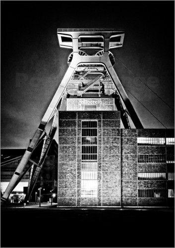 Zeche Zollverein -  lege artis
