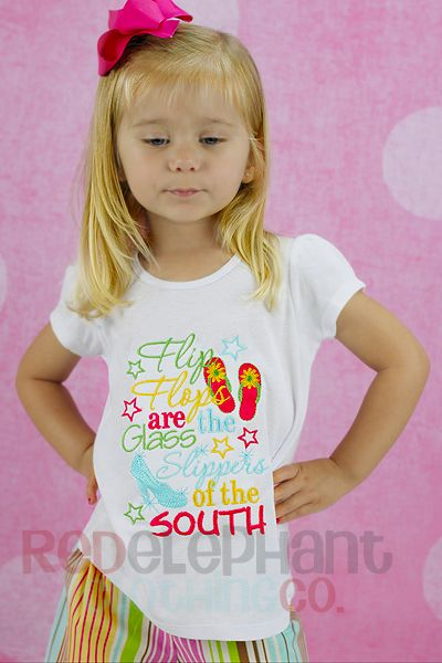 southern clothing for girls