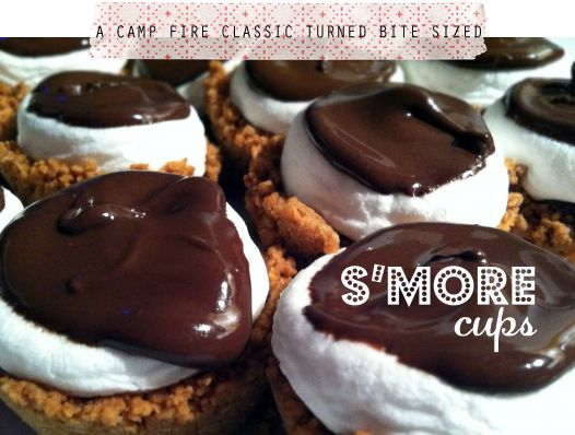 You had me at s'more.