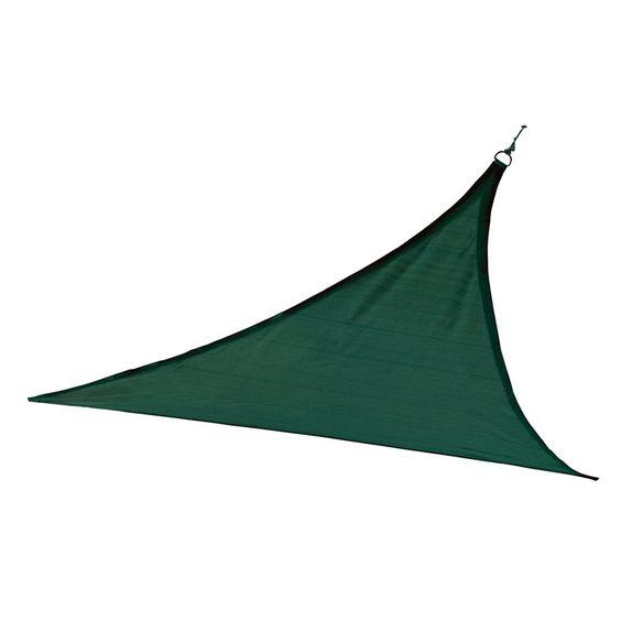ShelterLogic Heavyweight Triangular Sun Shade Sail - 25725 | Lowe's Canada
