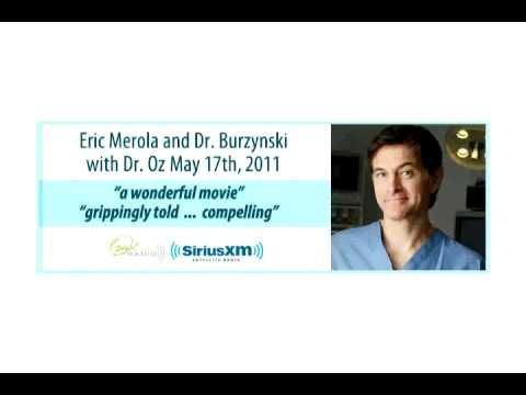 Dr. Oz interviews Dr. Burzynski on his antineoplastons and his ability to force #cancer into remission.