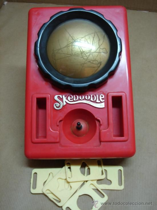 Toys That Were Made In The 1970 : Skedoodle  s toy predecessor to the etch a sketch