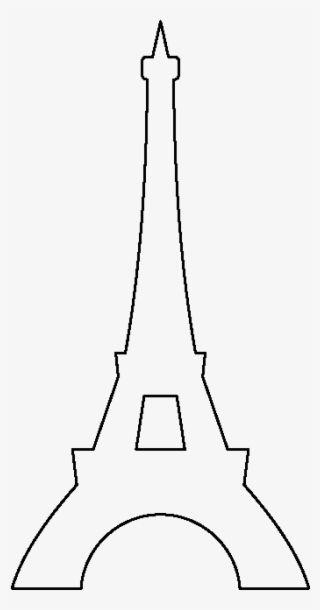 Jpg Eiffel Tower Pattern Use Eiffel Tower Outline Drawing 4503763 In 2020 Eiffel Tower Craft Eiffel Tower Drawing Eiffel Tower