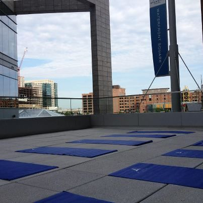 Free week of yoga for National Yoga Month! :): Yoga Month, Fitfluential Fitnessbucketlist, Free Yoga, Fitness Fitfluential, Free Week, National Yoga