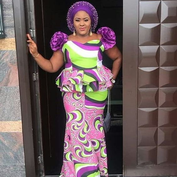 Ankara Long Skirt And Blouse Styles 2019/2020 Latest Ankara Trends   African Fashion Styles for Classy Ladies