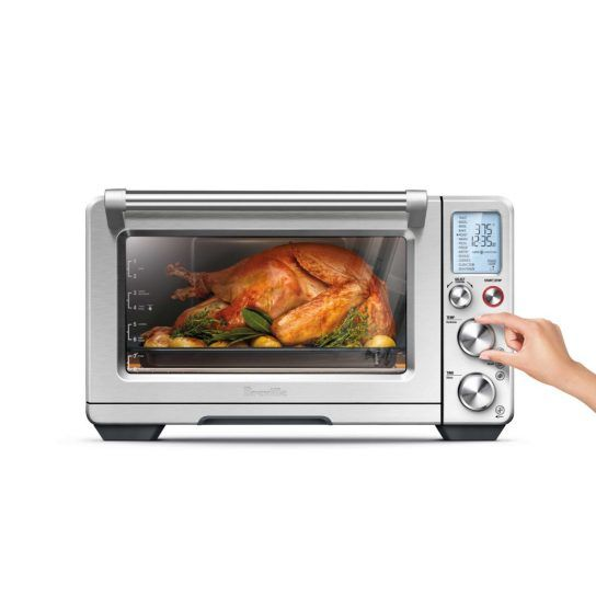 The Smart Oven Air Smart Oven Convection Toaster Oven Toaster