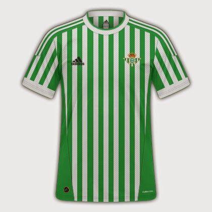 Betis camiseta 2015 - Google Search