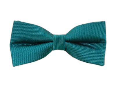 GrosGrain Solid - Green Teal (Bow Ties) | Ties, Bow Ties, and Pocket Squares | The Tie Bar