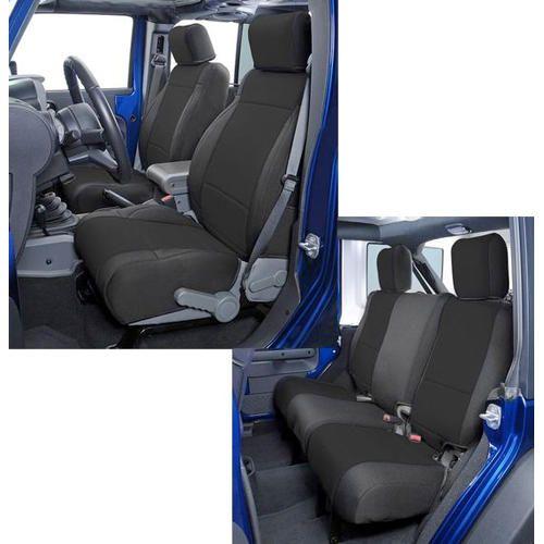 Coverking Front Neoprene Seat Cover QuadraPacs™ | Quadratec