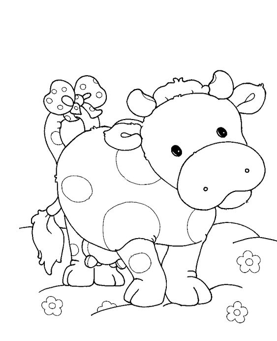 Coloring pages printable coloring pages and book for Coloring pages com animals