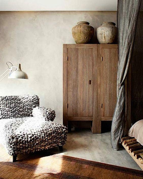 Wabi Sabi Decoracion ~ Wabi sabi, Chairs and Texture on Pinterest