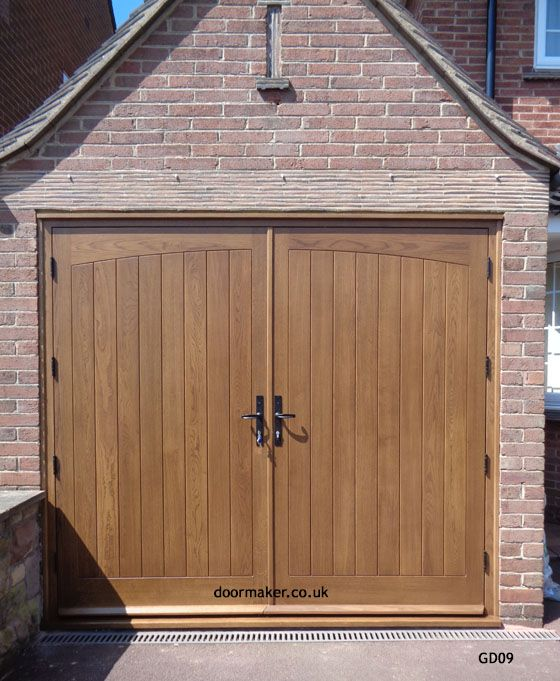 Oak Garage Doors Oak Garage Doors Garage Doors Wooden Garage Doors