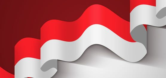 Indonesia Merdeka Flag Background In 2020 Indonesia Flag Indonesia Independence Day Long Shadow Design