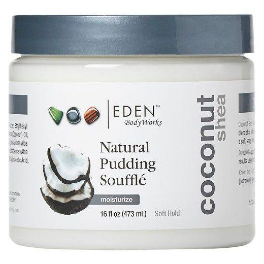 EDEN™ BodyWorks Coconut Shea Pudding Soufflé - 16 fl oz : Target