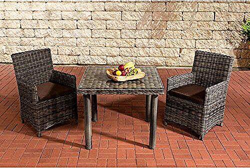 Sol 72 Outdoor 2 Sitzer Balkonset Tara Mit Polster Garden Lounge Chairs Folding Garden Chairs Outdoor Furniture Sets