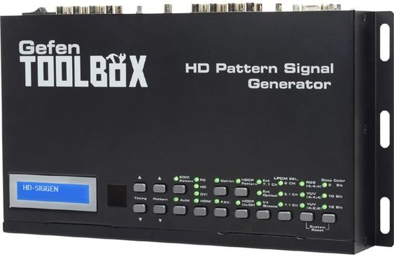 Gefen Gtb Hd Siggen Sw Hd Pattern Signal Generator Samsung