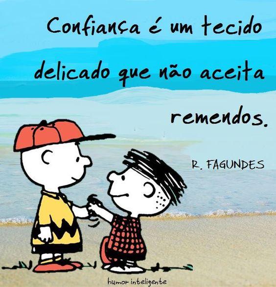 #confiança