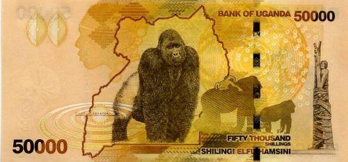 Uganda Forex Bureaux Exchange Rates