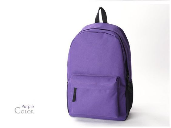 HOT! New Wholesale Campus 10 Colors Backpack High Quality School ...