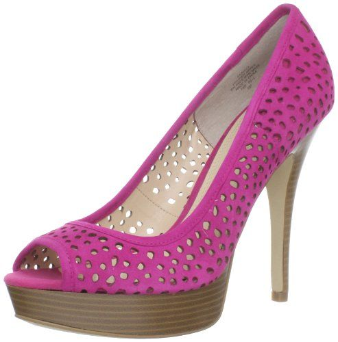 Enzo Angiolini Women's Sully9 Platform Pump,Dark Pink Suede,10 M US Enzo Angiolini,http://www.amazon.com/dp/B007VW56YA/ref=cm_sw_r_pi_dp_tBTvtb08T1TM4DBA