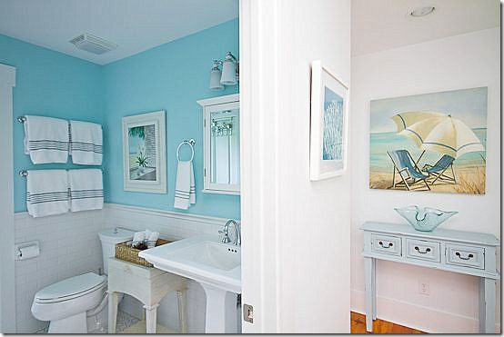 Beach Bathroom Decor: Beach Decor And Accessories