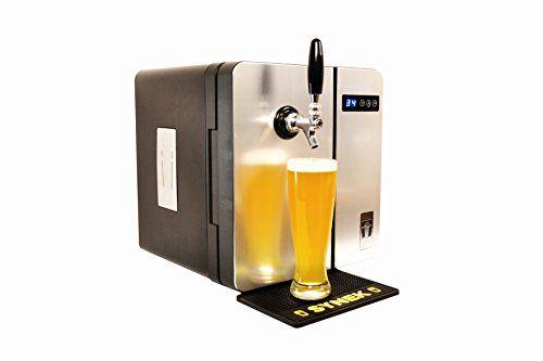 Synek Countertop Craft Beer Dispenser Stainless Steel With Images Beer Dispenser Craft Beer Mens Valentines Gifts